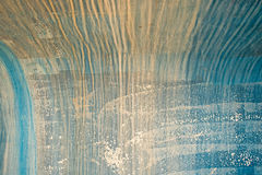 Abstract paint streaks Stock Images