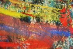 Abstract paint watercolor structure, abstract vivid background Stock Images