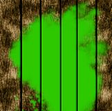 Abstract painted background. Of a wooden wall Royalty Free Stock Image