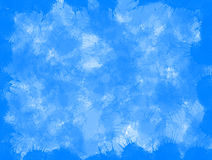 Abstract painted background Stock Images
