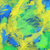 Abstract painted background stock photo