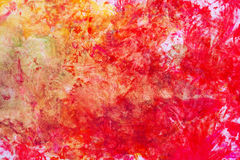 Abstract painted background Stock Image