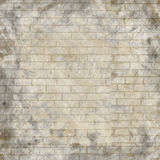 Abstract painted brick wall for design. Background for presentation Stock Image