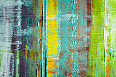 Abstract painted canvas. Oil paints on a palette. Colorful background Stock Photo