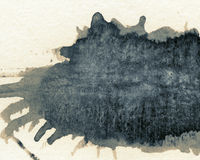 Ink texture Stock Images