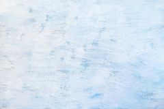 Free Abstract Painted Light Blue Background. Blue Wooden Texture Stock Image - 141166031