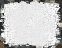 Abstract painted paper Royalty Free Stock Image