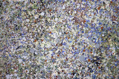 Abstract painted wall surface Royalty Free Stock Photos