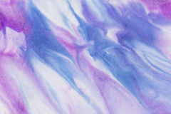 Abstract painted watercolor background Royalty Free Stock Image