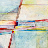 An abstract painting Stock Images