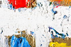Abstract painting background Stock Image