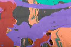 Abstract painting background illustration Royalty Free Stock Image