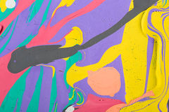 Abstract painting background illustration Stock Photography