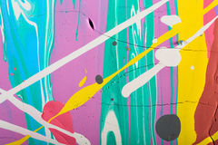 Abstract painting background illustration Royalty Free Stock Images