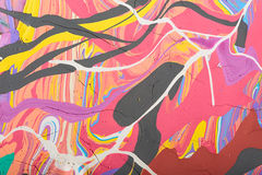 Abstract painting background illustration Royalty Free Stock Photography
