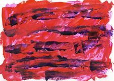 Abstract painting color texture, acrylic color background, knife royalty free stock photos