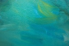 Abstract painting color texture. Modern futuristic pattern. stock photography