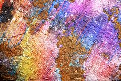 Abstract painting drawn watercolor background by digital brush technique, wallpaper with watercolor pattern full color texture royalty free illustration
