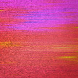 Abstract painting in layers Royalty Free Stock Photos