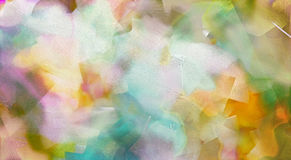 Abstract Painting Royalty Free Stock Photo