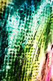 Abstract painting structure. Modern art -details structure painting Royalty Free Stock Photo