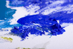 Abstract painting texture Stock Images