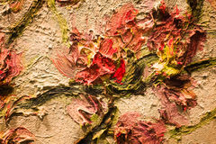 Abstract painting texture Royalty Free Stock Photography