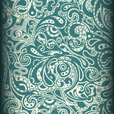 Abstract Paisley Pattern Royalty Free Stock Images