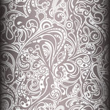 Abstract Paisley Pattern Stock Images