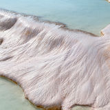 abstract in pamukkale turkey asia the old calcium bath and trave Stock Photography