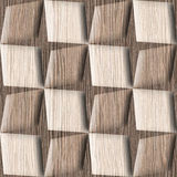 Abstract paneling pattern - seamless background - Blasted Oak Stock Photos