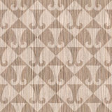 Abstract paneling pattern - seamless background - Blasted Oak Royalty Free Stock Photo