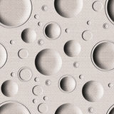 Abstract paneling pattern - seamless background - bubble pattern Royalty Free Stock Images