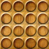 Abstract paneling pattern - seamless background - button pattern Stock Photos