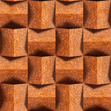 Abstract paneling pattern - seamless background - Carpathian Elm Stock Photo