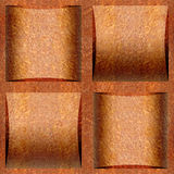 Abstract paneling pattern - seamless background - Carpathian Elm Royalty Free Stock Images