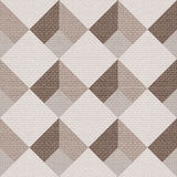 Abstract paneling pattern - seamless background - cassette floor Royalty Free Stock Photography