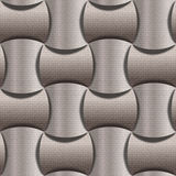 Abstract paneling pattern - seamless background - cloth paneling. Abstract paneling pattern - seamless background - decorative pattern Royalty Free Stock Photos