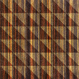 Abstract paneling pattern - seamless background - Ebony wood. Texture Royalty Free Stock Images