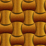 Abstract paneling pattern - seamless background - fabric surface Royalty Free Stock Photos