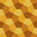 Abstract paneling pattern - seamless background - fabric texture Stock Photography