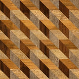 Abstract paneling pattern - seamless background - laminate floor Royalty Free Stock Photos