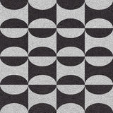 Abstract paneling pattern - seamless background Stock Photo