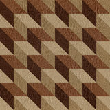 Abstract paneling pattern - seamless background Stock Photography