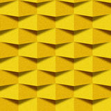 Abstract paneling pattern - seamless background - lemon texture Stock Photos