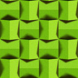 Abstract paneling pattern - seamless background - lime texture Stock Photo