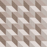 Abstract paneling pattern - seamless background - paper surface Stock Photo