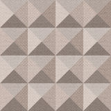 Abstract paneling pattern - seamless background - pyramidal patt. Abstract paneling pattern - seamless background - decorative pattern - cloth texture Royalty Free Stock Images