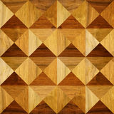 Abstract paneling pattern - seamless background - pyramidal patt Stock Images