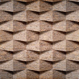 Abstract paneling pattern - seamless background - stone wall Royalty Free Stock Photos